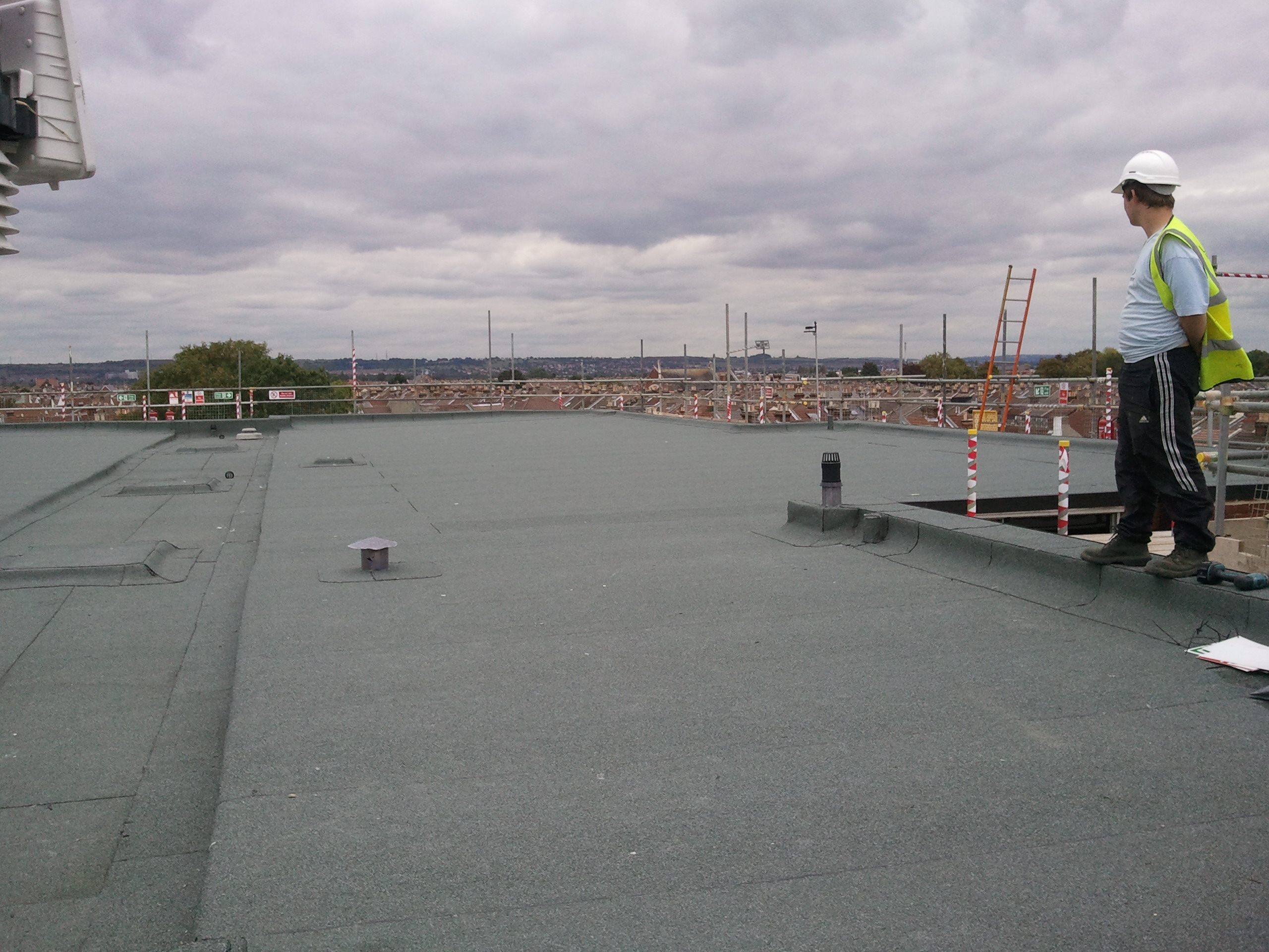Album Quot City Of Portsmouth Girls School Quot Latchmore Roofing