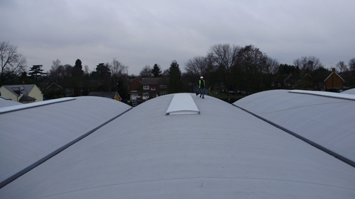Installation - Latchmore Roofing